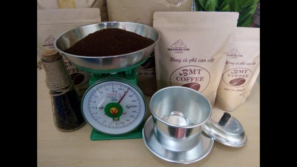 Khi pha cà phê phin lớn nên đong đo liều lượng cho đúng tỷ lệ