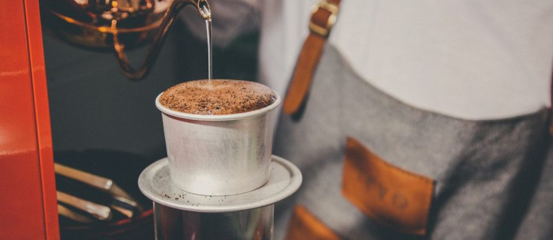 Dân không chuyên thường gặp một số vấn đề khi pha cà phê