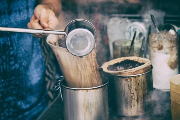 Cần dùng cà phê nguyên chất có chất lượng tốt để pha cà phê vợt
